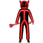 Children's Costume GID Stick Devil 8-10 yrs