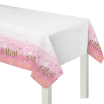 Tablecover Oh Baby Girl Plastic 137 x 259 cm
