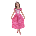 Girls' Costume Barbie Value Princess 3 - 5 Years