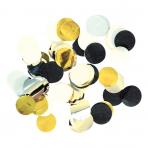 Confetti Golden Wishes Foil / Paper 15 g