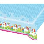 Tablecover Unicorn Plastic 120 x 180 cm
