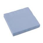 20 Napkins Pastel Blue 33 x 33cm
