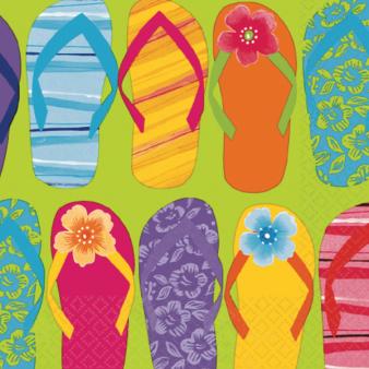 16 Napkins Summer Fun 33 x 33 cm
