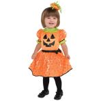 Children's Costume Little Pumpkin 6-12 Months