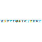 Letter Banner Top Wing 218 x 12cm