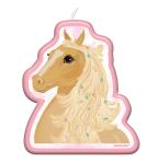 Character Candle Beautiful    Horses