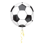 Orbz Soccer Ball Foil Balloon G20 Packaged 38 x 40 cm