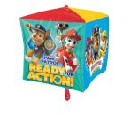 Cubez Paw Patrol Foil Balloon G40 Packaged 38 x 38 cm