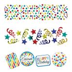 Confetti Bright Birthday Foil / Paper 34 g