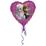 Standard Frozen Love Foil Balloon S60 Packaged 43 cm