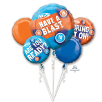 Bouquet Nerf Foil Balloon P75 Packaged
