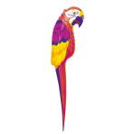 Inflatable Parrot Plastic 120 cm