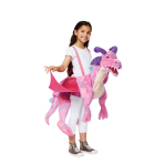 Children's costume Ride on Pink Dragon  3-8 years