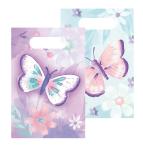8 Paper Bags Flutter Paper