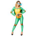 Adult Costume TMNT Women Size M/L