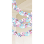 Chain Link Garland Frozen