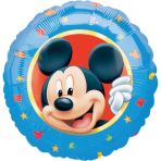 Standard Mickey Character FoilBalloon S60 Packaged
