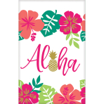 Tablecover Aloha Paper 137 x 259 cm