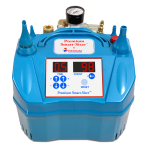 Premium Smart Sizer - Dual Digital Gas Inflator for Foil and Latex Balloons