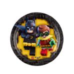 8 Plates Lego Batman, 18cm