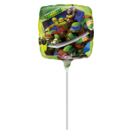 9'' Teenage Mutant Ninja Turtles Foil Balloon A20 Bulk 23 cm