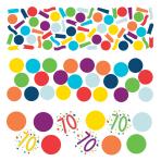 Confetti 70 Confetti Birthday Paper 34 g