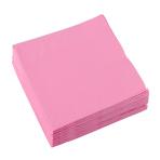 20 Napkins New Pink 25 x 25 cm