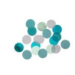 Confetti Aqua Glamor Foil / Paper 15 g