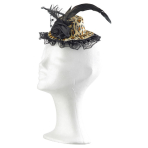 Hat Leo Fabric One Size