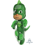 SuperShape PJ Masks Gekko Foil Balloon P38 Packaged 58cm x 96cm