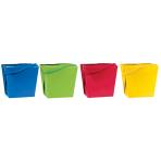 8 Pint Pails Primary Colours 11 cm