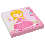 20 Napkins My Princess 33 x 33 cm