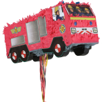 Pull Pinata Fireman Sam Paper / Plastic 49.8 x 20.5 x 16.8 c