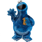 """SuperShape """"Cookie Monster"""" Foil Balloon, P38, packed, 58 x 88cm"""