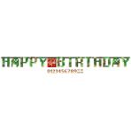 Letter Banner TNT Party Paper Personalizable 320 x 25.4 cm