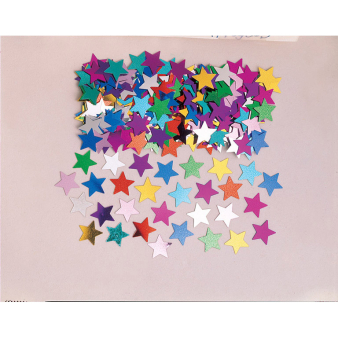 Confetti Stardust Multicolour Foil 14 g