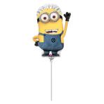 Mini Shape Despicable Me Foil Balloon A30 Bulk