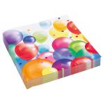 20 Napkins Balloons 33 x 33 cm