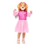 Child Costume Skye Age 4-6 Years