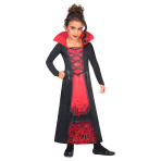 Child Costume Rose Vampiress Recyc 3-4 Years