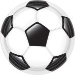 8 Plates Goal Getter 23 cm