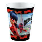 8 Cups Miraculous Paper 250 ml