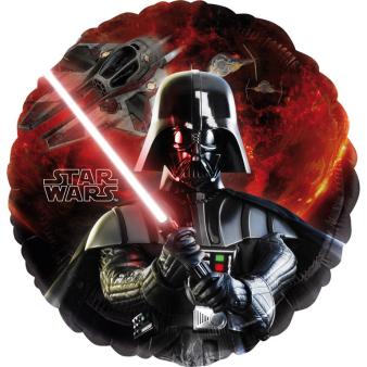 Standard Star Wars Foil Balloon S60 Packaged 43 cm