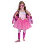 Girls' Costume Barbie Super Power Princess 3 - 5 Years