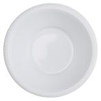 20 Bowls Clear Plastic 355 ml