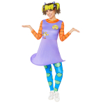 Adult Costume Angelica Size M