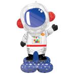 AirLoonz Astronaut Foil Balloon P71 Packaged 81 cm x 144 cm
