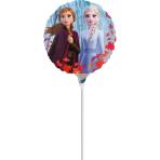 """4"""" Frozen 2 Foil Balloon A20 bulk"""