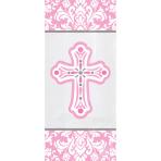 20 Loot Bags Mi primera Communion Pink
