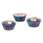 48 Cupcake Cases Back to School